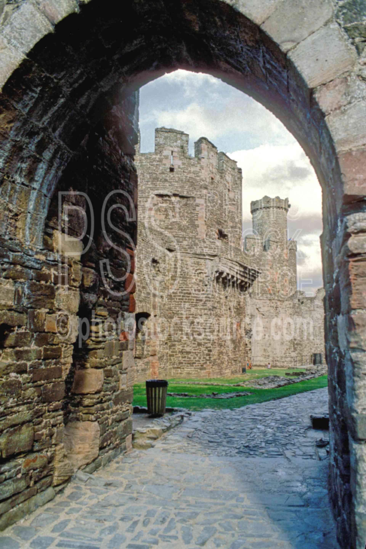 Conwy Castle Entrance,castle,europe,ramparts,architecture,castles