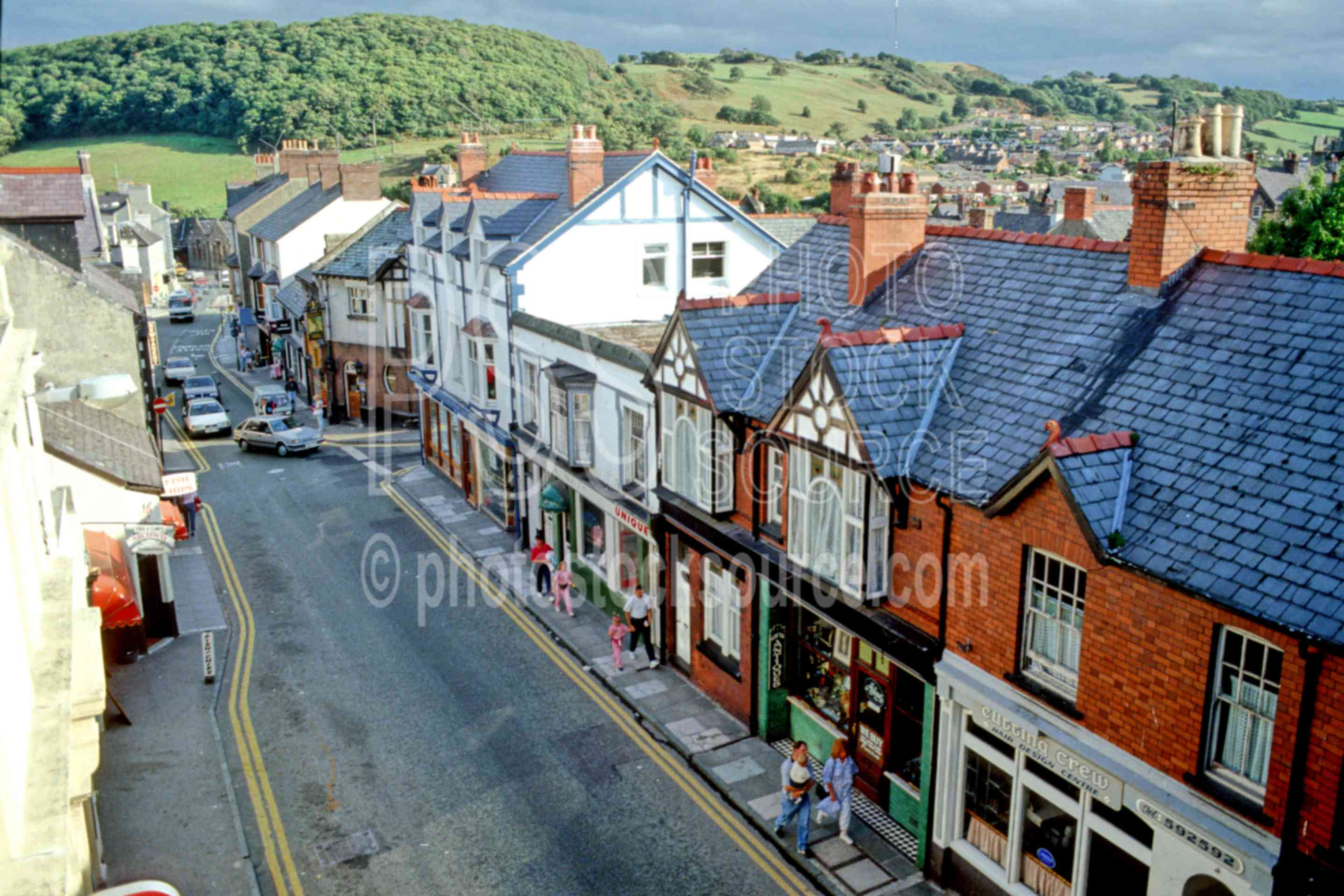 Conwy Street,building,europe,street